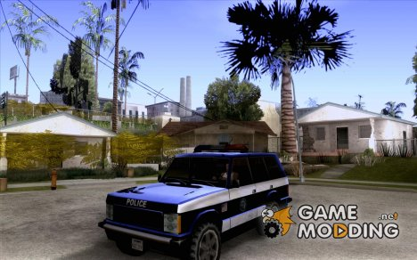 Huntley Police Patrol для GTA San Andreas