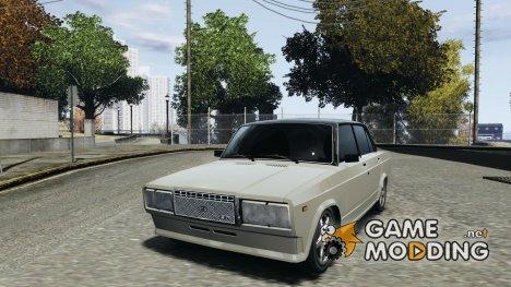 ВАЗ 2105 v2.0 for GTA 4