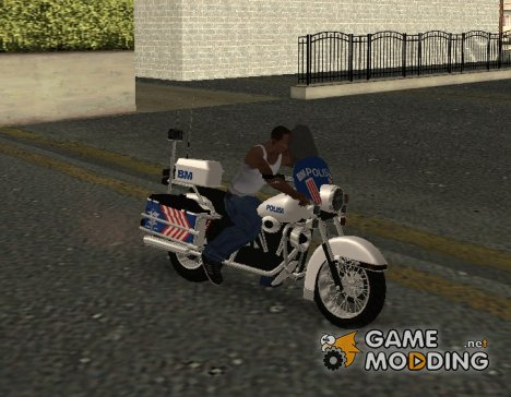 Polisi BM Indonesia for GTA San Andreas