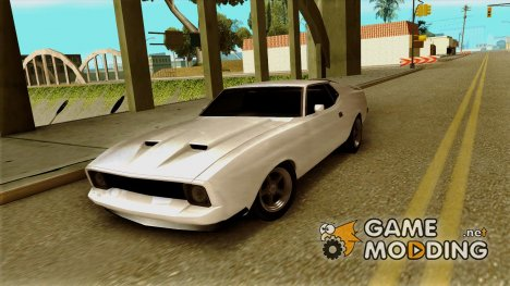 Ford Mustang Mach for GTA San Andreas