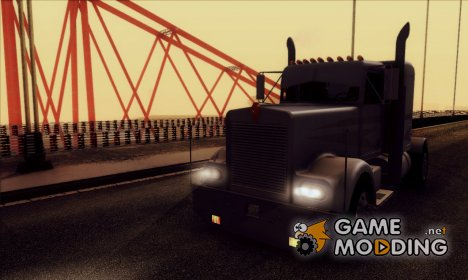 Kenworth W900 Short Base для GTA San Andreas