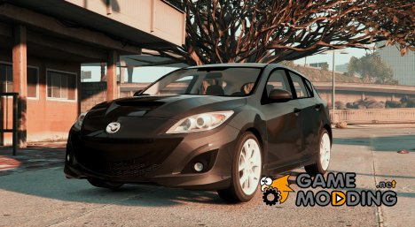 Mazda Speed 3 for GTA 5