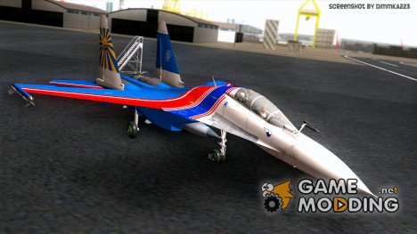 SU-30 МК 2 for GTA San Andreas