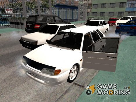 Пак авто (качество) By Dima_Fox for GTA San Andreas