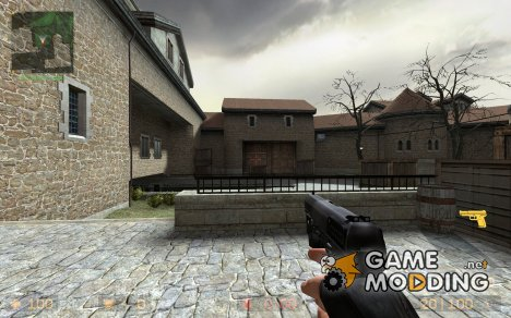 Fiveseven (Strykerwolfs anims) for Counter-Strike Source