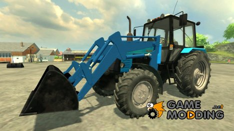 МТЗ 1221 FL V1.0 для Farming Simulator 2013