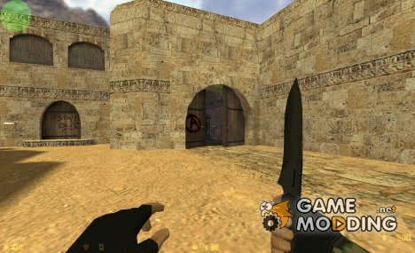 Default Knife Retexture для Counter-Strike 1.6