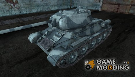 T-34-85 8 for World of Tanks