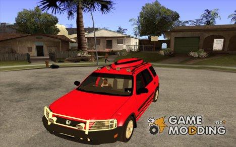 Honda CRV 1997 for GTA San Andreas