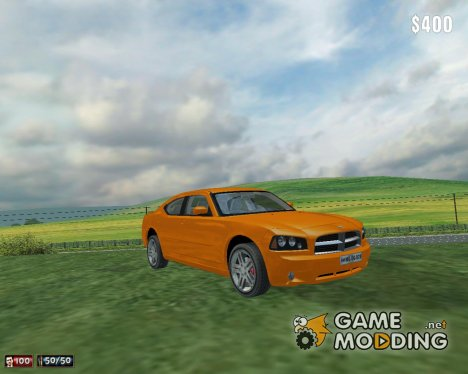 Dodge Charger 2006 for Mafia: The City of Lost Heaven