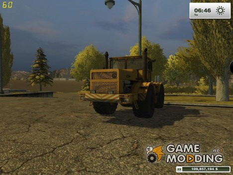К-700А со спальником для Farming Simulator 2013