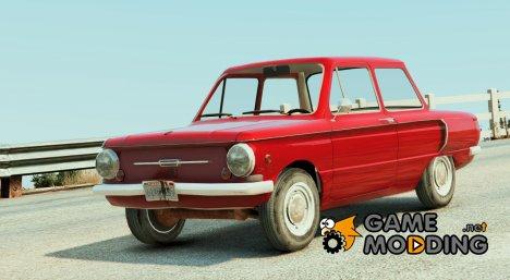 ZAZ-968A for GTA 5