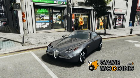 Alfa Romeo Nuvola for GTA 4