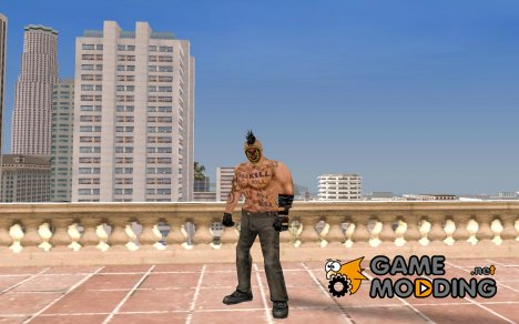 Manhunt Ped for GTA San Andreas