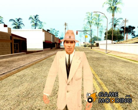 Дон Морелло из Mafia for GTA San Andreas