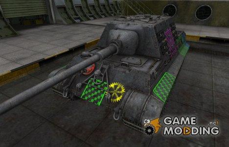Качественные зоны пробития для 8.8 cm Pak 43 JagdTiger для World of Tanks