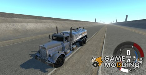 Hank B for BeamNG.Drive