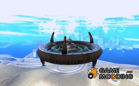 UFO hunter for GTA San Andreas
