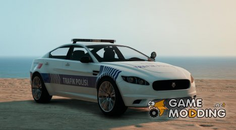 Turkish Trafic Police Car (Türk Trafik Polisi Arabası) for GTA 5