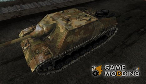 JagdPzIV 15 для World of Tanks