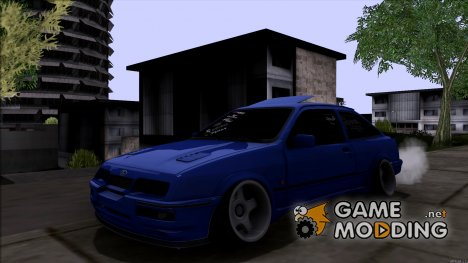 Ford Sierra Stanced для GTA San Andreas