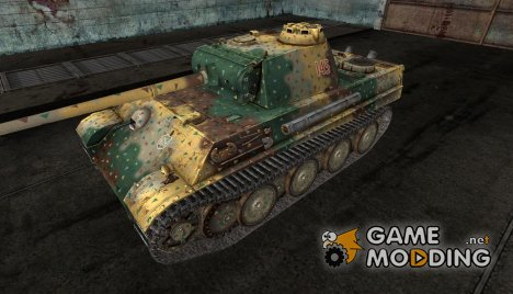 PzKpfw V Panther 26 for World of Tanks