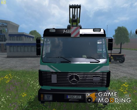 Mercedes-Benz SK 1935 Forest v1.0 для Farming Simulator 2015