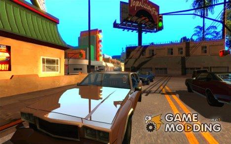 ENBSeries v1.6 для GTA San Andreas
