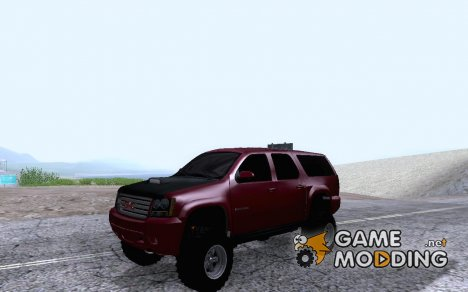 Chevrolet Suburban Offroad for GTA San Andreas