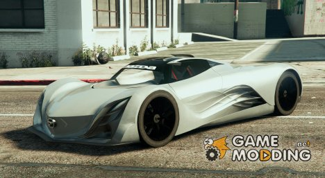 Mazda Furai V1.1 for GTA 5