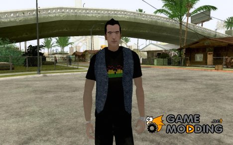 JAMAL by Gedimas for GTA San Andreas
