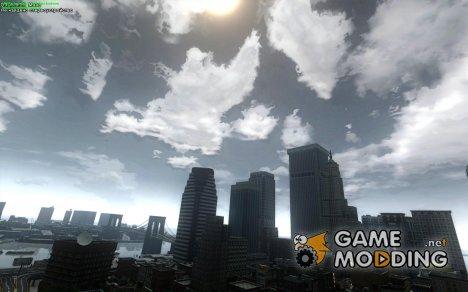 Меню и экраны загрузки Liberty City в GTA 4 for GTA San Andreas