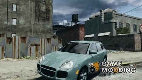 Porsche Cayenne Turbo 2003 v.2.0 для GTA 4