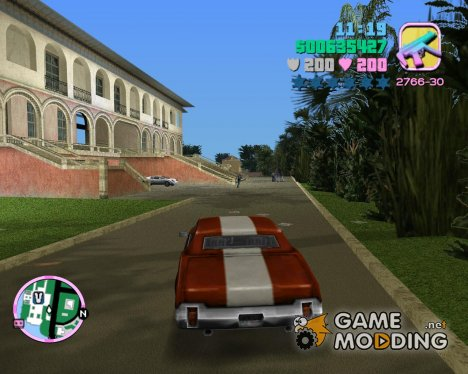 Star HD v.2 для GTA Vice City