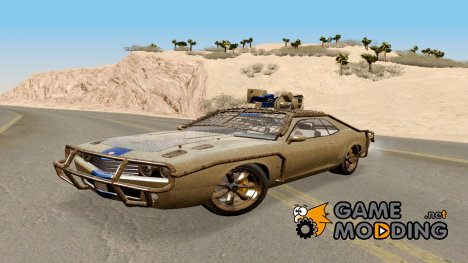 GTA V Bravado Gauntlet Weaponized для GTA San Andreas