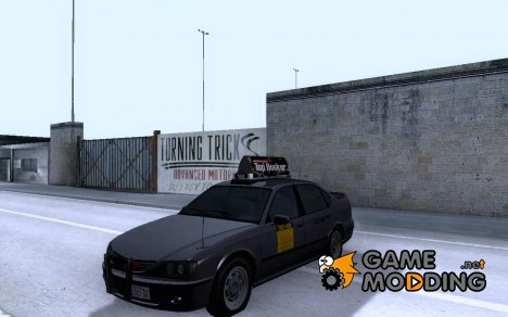 Declasse Taxi из GTA 4 для GTA San Andreas