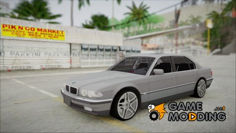 BMW 750 iL for GTA San Andreas