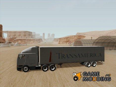 Прицеп-рефрижератор для Navistar International 9800 для GTA San Andreas