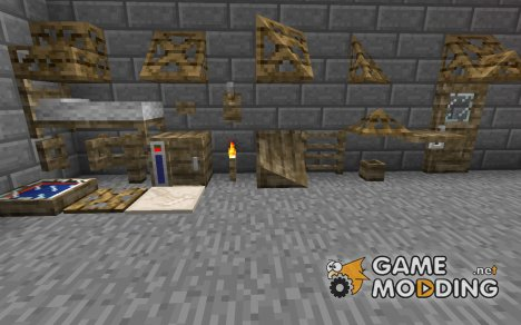 Carpenters Blocks для Minecraft
