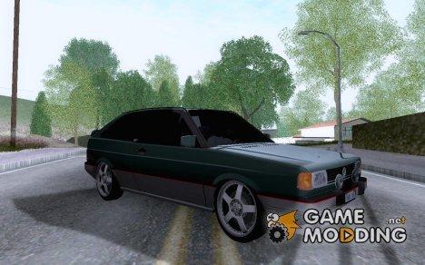 Volkswagen Gol GTI 2000 Turbo для GTA San Andreas