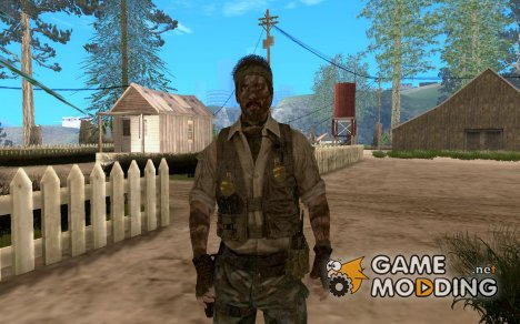 Фрэнк Вудс for GTA San Andreas