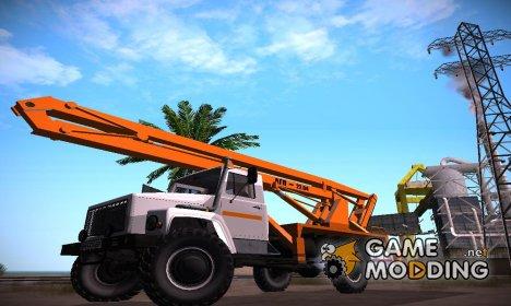 ГАЗ-3308 Садко АГП-22.04 for GTA San Andreas
