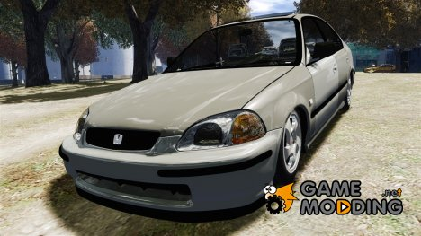 Honda Civic VTİ для GTA 4