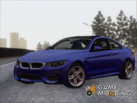 BMW M4 (HQLM) for GTA San Andreas