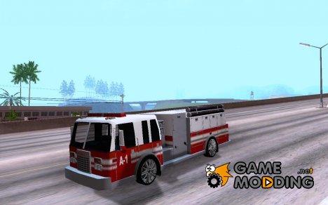 NFSMW FireTruck для GTA San Andreas