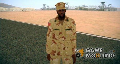 California National Guard Skin 2 for GTA San Andreas