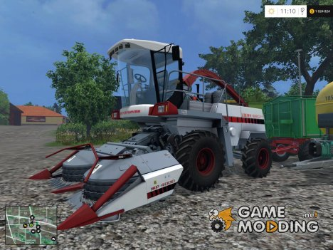Дон-680М v1.2 для Farming Simulator 2015