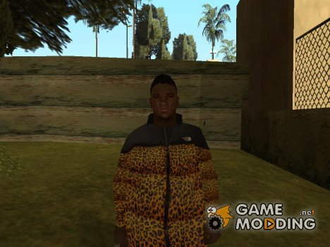 Winter ped for GTA San Andreas