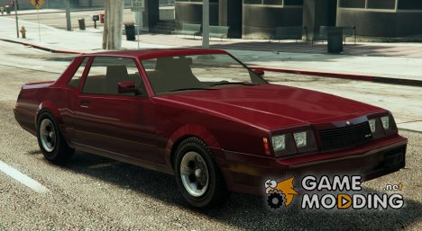 GTA IV Sabre for GTA 5