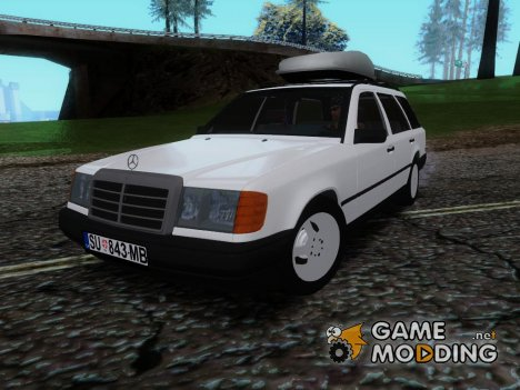Mercedes-Benz E-Class W124 Kombi for GTA San Andreas